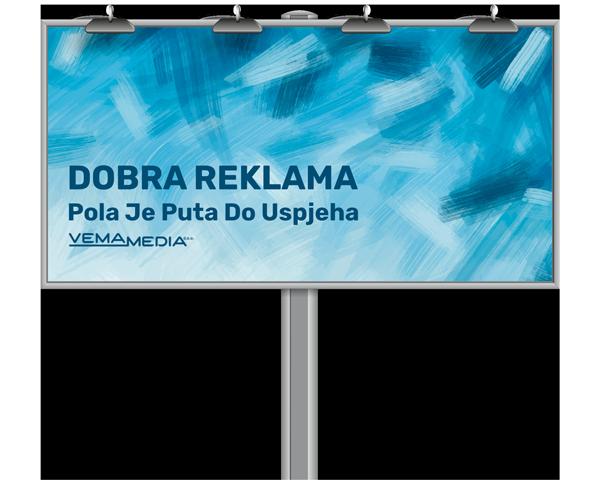 Jumbo plakati Kutina, Moslavina, Sisačko-moslavačka županija